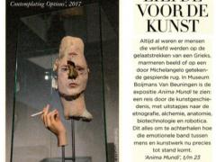 Liefde voor de kunst - ANIMA MUNDI Museum Boijmans Van Beuningen