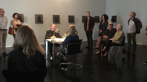 Interview by Cathy Jacob - director of exhibitions, Museum Boijmans Van Beuningen, Rotterdam