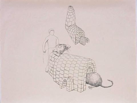 n.t. 2003 ink 39,5 x 52 cm