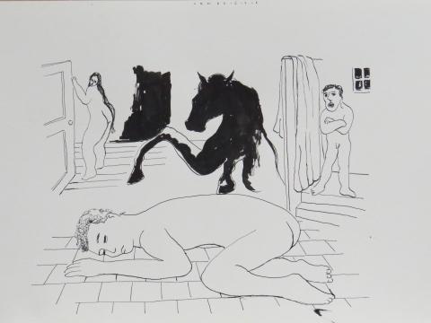 n.t. 2016 ink 29,5 x 39 cm