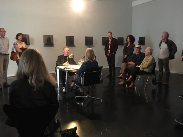 Interview by Cathy Jacob - director of exhibitions, Museum Boijmans Van Beuningen, Rotterdam