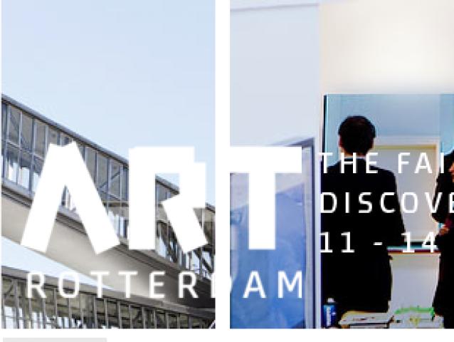Art Rotterdam 2016, Van Nellefabriek Rotterdam