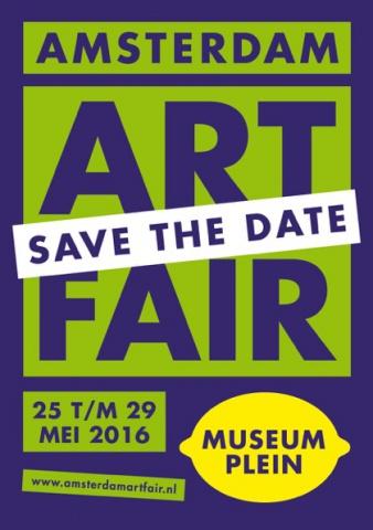 Amsterdam Art Fair, Museumplein Amsterdam