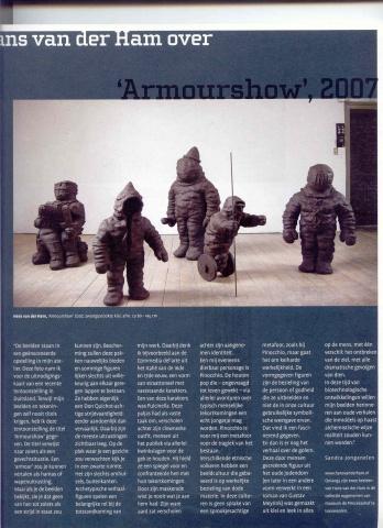 Hans van der Ham over Armourshow