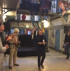 Opening Route du Nord 2016, Rotterdam - curator Hans van der Ham