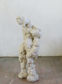 n.t. 2020 plaster H: 132 cm