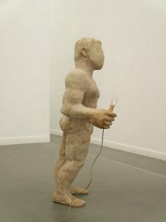 n.t. 2004/2005 ceramics H: 117 cm