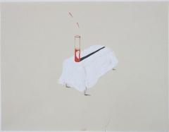 n.t. ink 1994 39,5 x 52 cm
