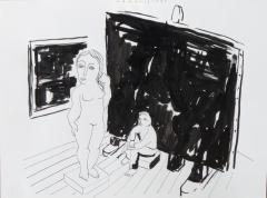 n.t. 2017 ink 29,5 x 39 cm