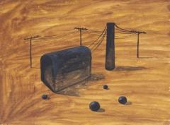 n.t. 2012 gouache on paper 22,5 x 30,5 cm